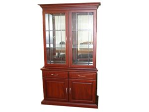 Liquor Cabinet - Kentone 2 Glass