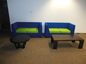 Office & Commercial Interior - Furniture Plus - Entrust Limited
