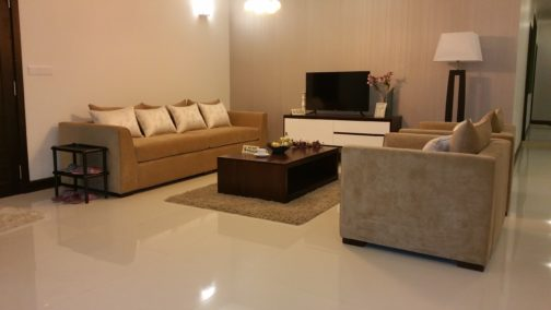Apartments - Furniture Plus - City Edge Residencies
